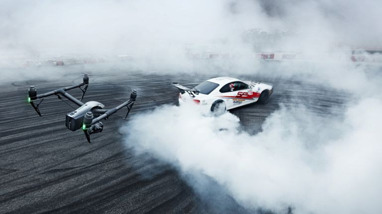 هلی شات چیست و انواع آن کدامند؟ what is a drone with camera