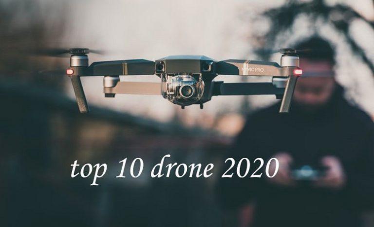 ده پهپاد برتر سال 2020 - معرفی 10 کوادکوپتر برتر جهان در سال 2020