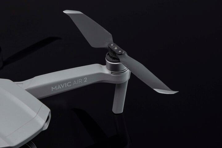 mavic air 2 low noise propellers djiland com b
