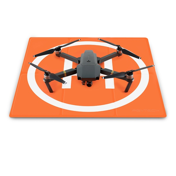 pgytech drone landing pad advanced version djiland com c