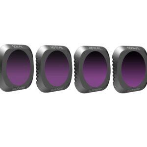 قیمت و خرید فیلتر لنز چهار تکه مناسب کوادکوپتر مویک 2 پرو - فیلتر Mavic 2