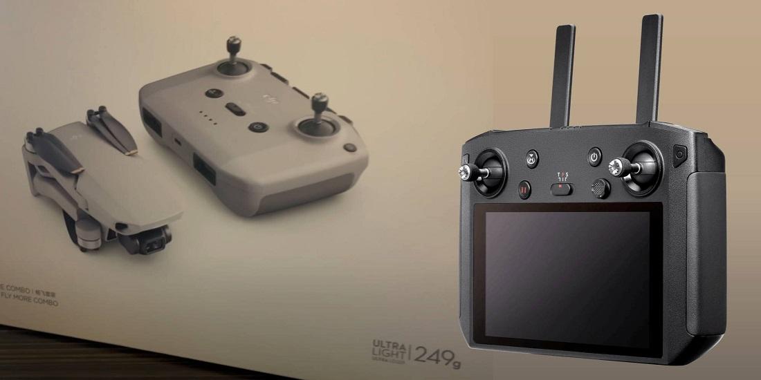 DJI Mini 2 Smart Controller